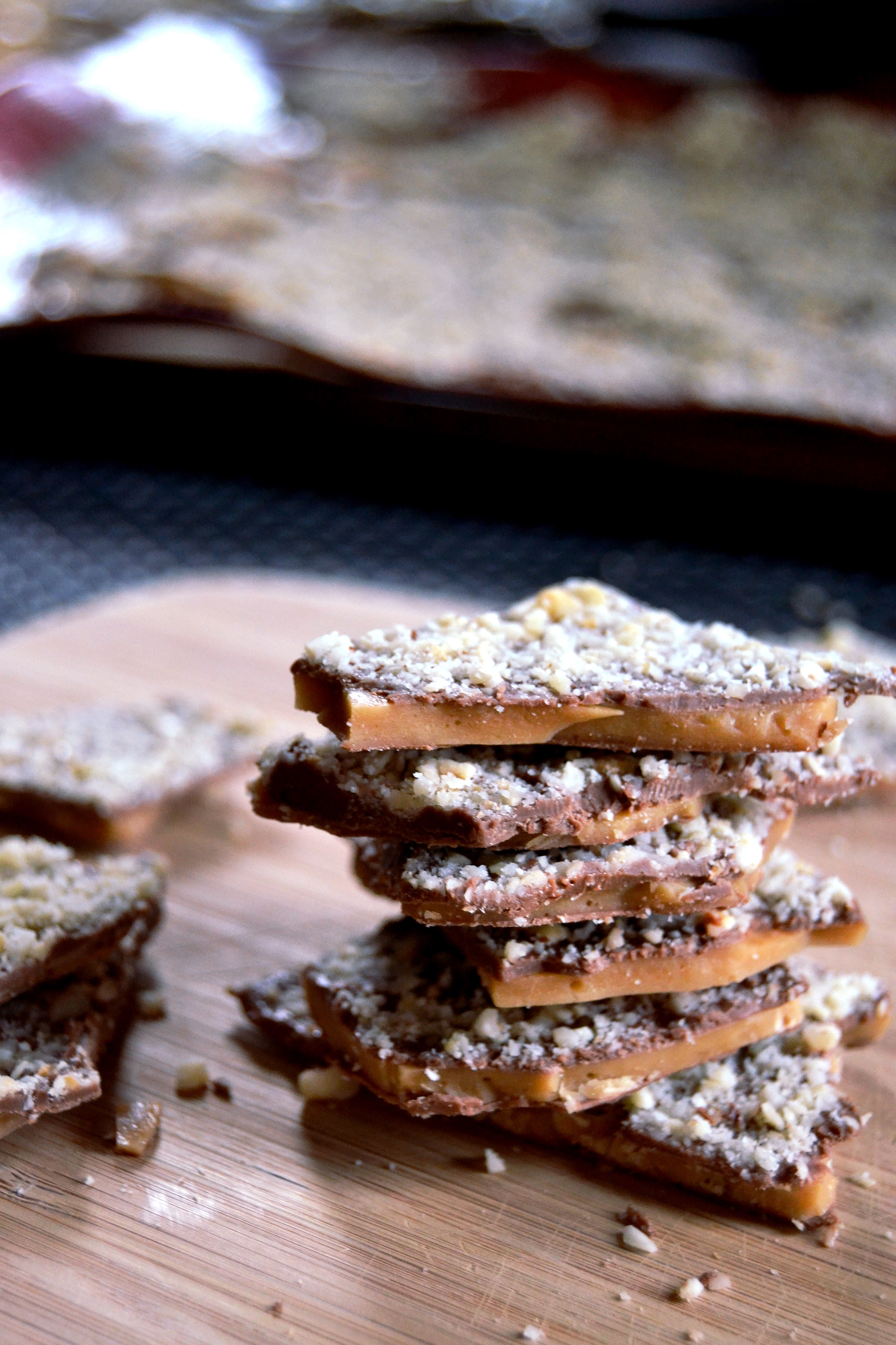 buttercrunch stack