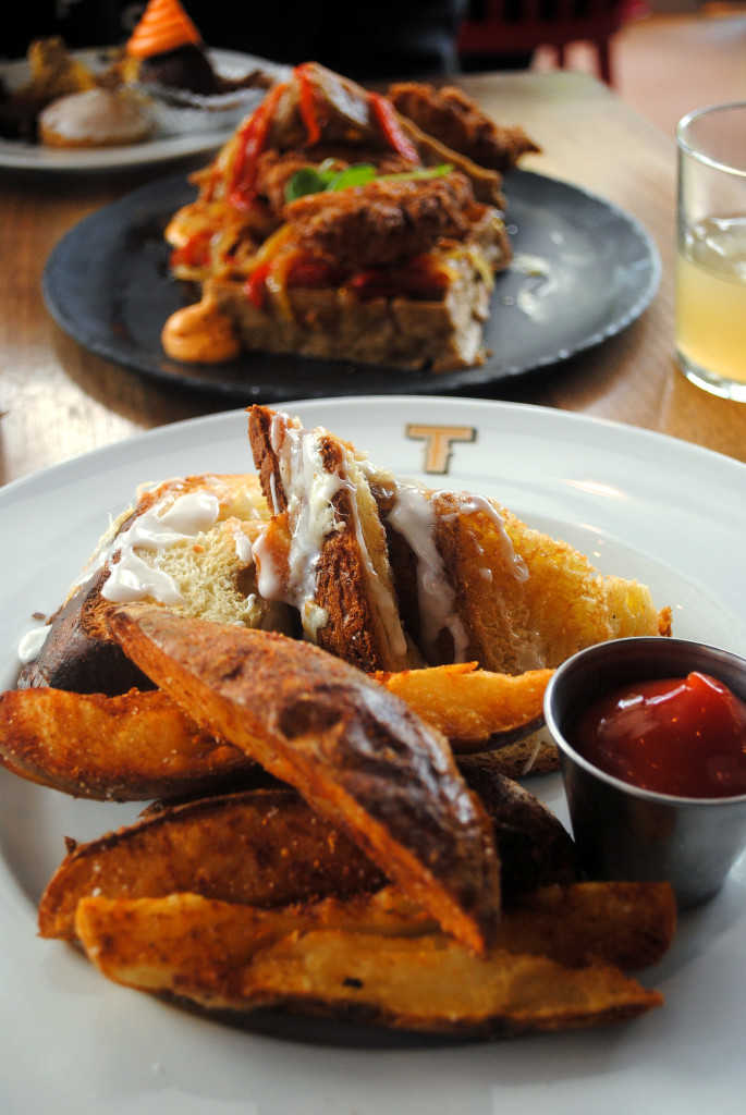Townsman Grilled Cheese 2