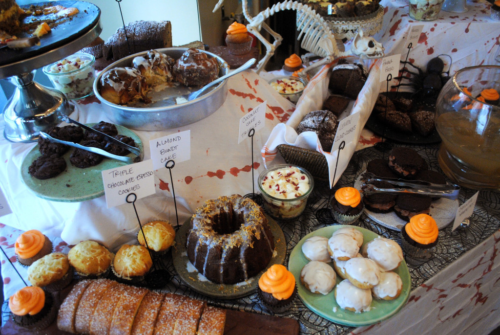 Townsman Pastry Table 2