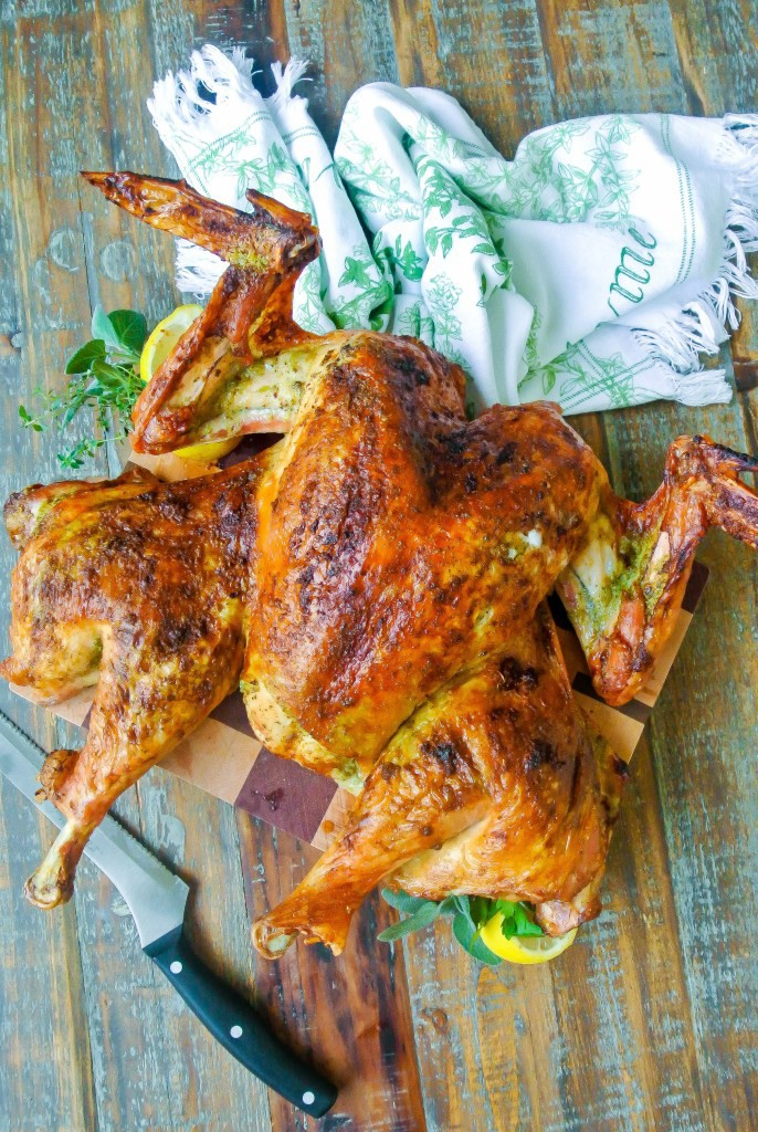 spatchcock-turkey-with-herb-butter-spatchcocking-removing-the-backbone-delivers-uber-moist-meat-crispy-skin