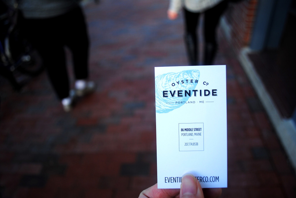Eventide Business Card