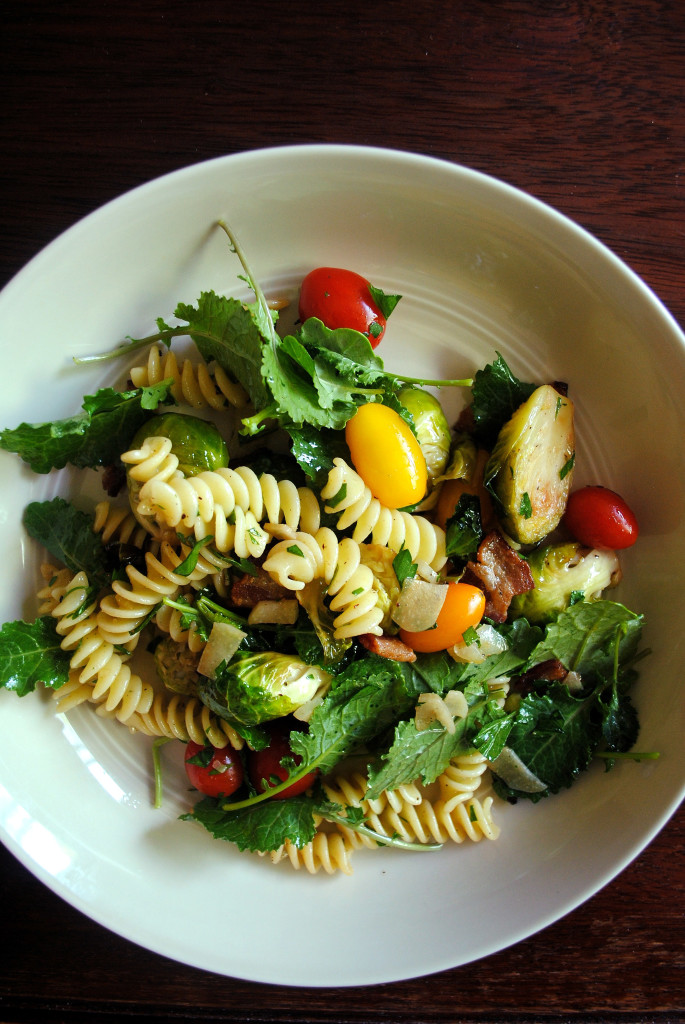 Brussels Sprouts Salad 2