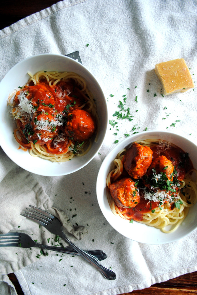 Turkey Meatball Bowls