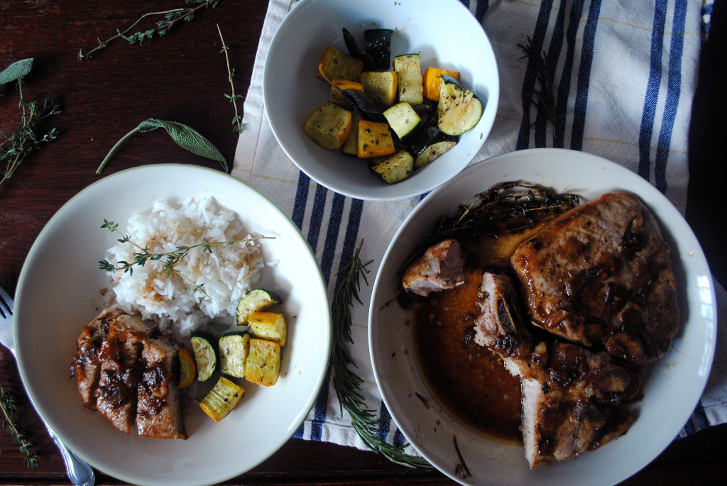 pork-chops-and-zucchini