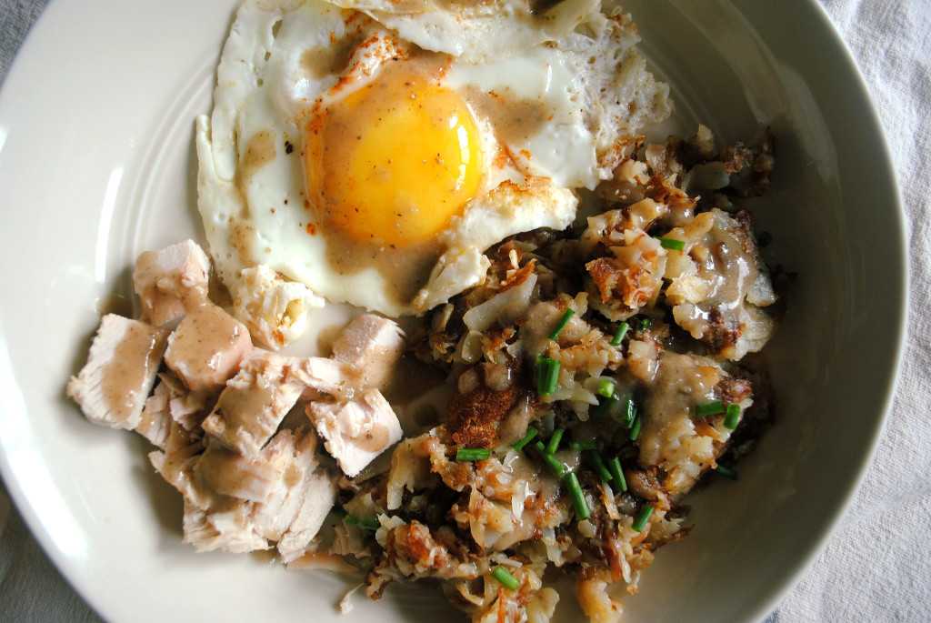 hash-brown-with-gravy