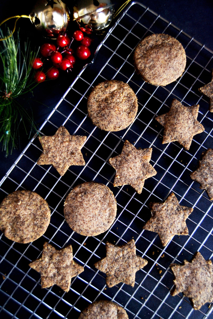baked-brown-butter-christmas-cookies-cooling-yinandyolk-com