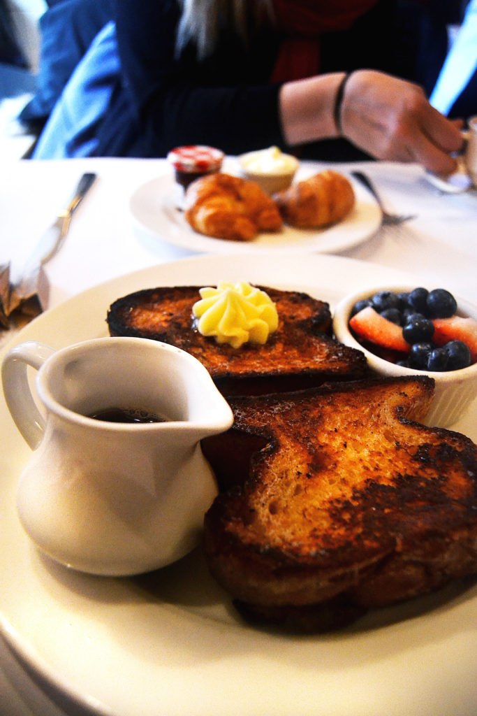 Cafe Luxembourg French Toast NYC